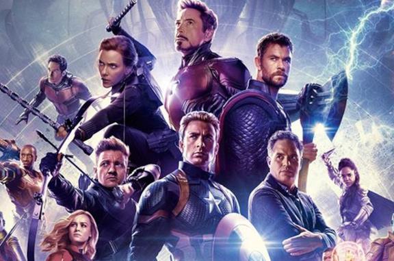 Un'immagine che riunisce alcuni dei protagonisti di Avengers: Endgame