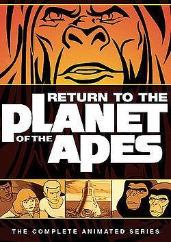 Ritorno al pianeta delle scimmie: la serie animata