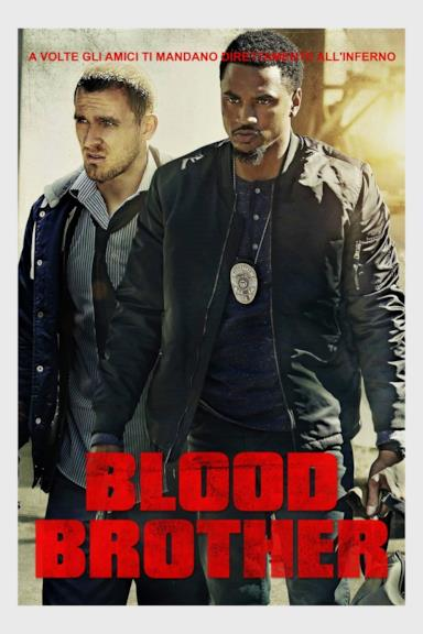 Poster Blood Brother