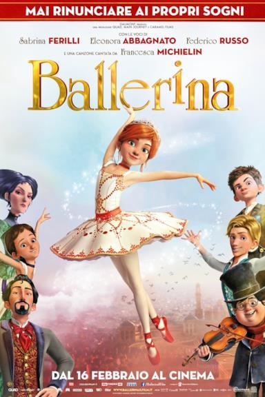 Poster Ballerina