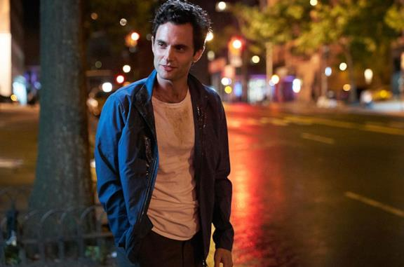 Penn Badgley è Joe Goldberg in You