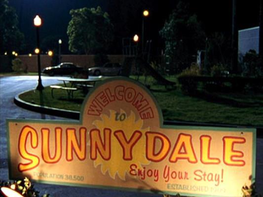 Entrata di Sunnydale