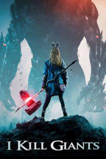 Poster I kill giants