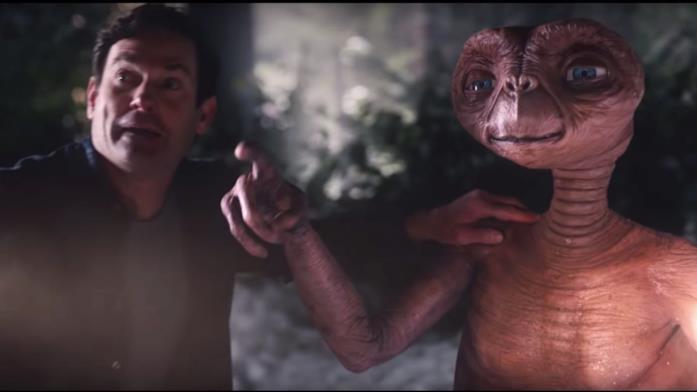 Henry Thomas ed E.T. oggi