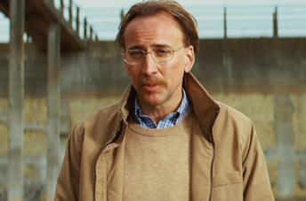 Nicolas Cage in una scena del film Kick-Ass