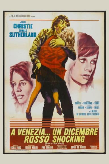Poster A Venezia... un dicembre rosso shocking