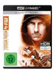 Mission: Impossible - 4 - Phantom Protokoll 4K UHD