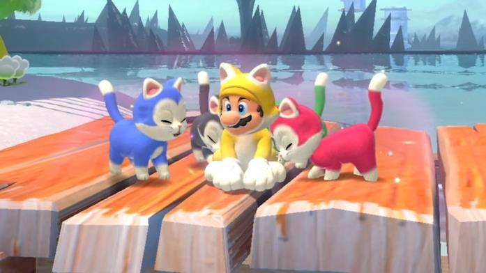 I gatti di Mario