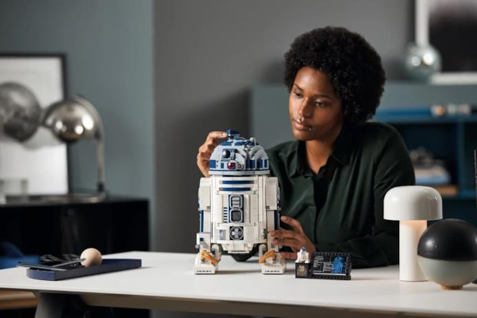 R2-D2 pezzi