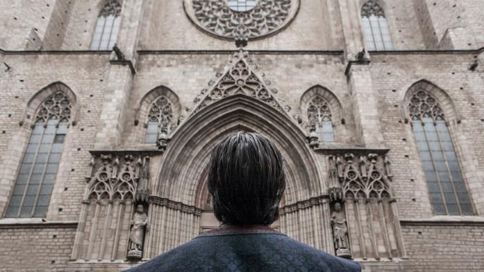 Una scena de La Cattedrale del Mare