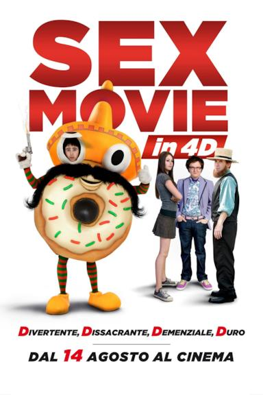 Poster Sex Movie in 4D