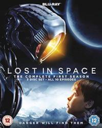 Lost In Space Season 1 [Edizione: Regno Unito]