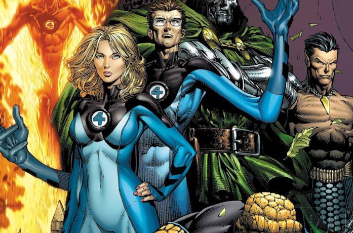 La cover del primo numero della saga Marvel di Ultimatum