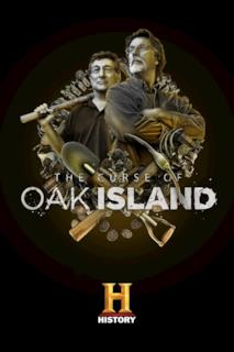Poster Oak Island e il tesoro maledetto