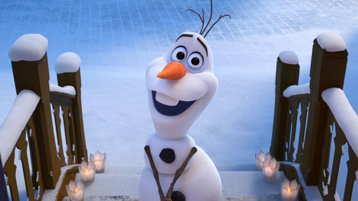 'Olaf di Frozen è alto circa 1,62 m': i social impazziscono
