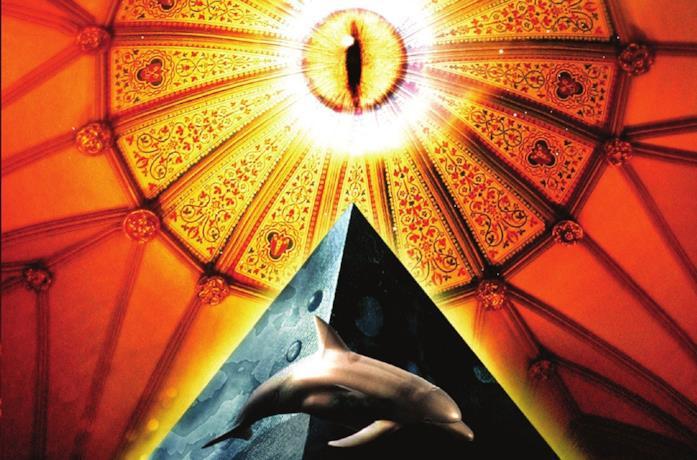 Alcuni dei simboli della Trilogia degli Illuminati