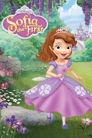 Poster Sofia la Principessa