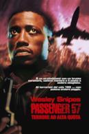 Poster Passenger 57 - Terrore ad alta quota