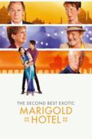 Poster Ritorno al Marigold Hotel