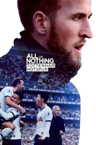 Poster All or Nothing: Tottenham Hotspur