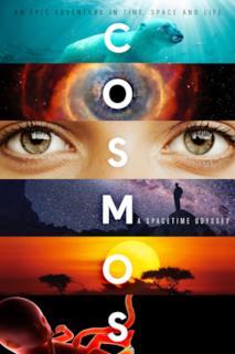 Poster Cosmos: Odissea nello spazio
