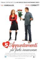 Poster 5 appuntamenti per farla innamorare