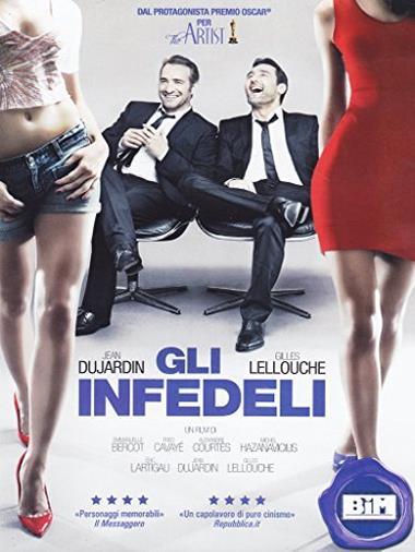 Il cofanetto DVD de Les infidèles