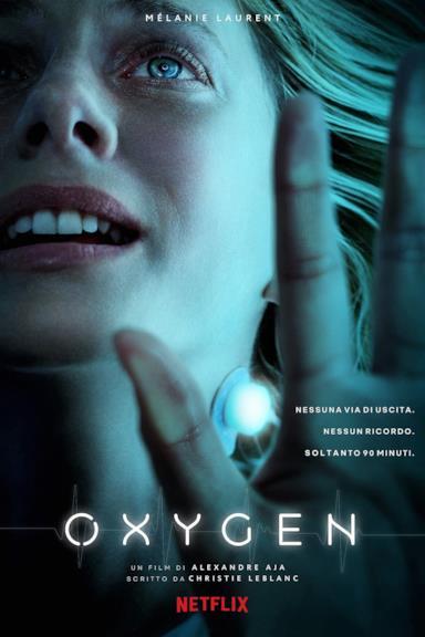 Poster Oxygène