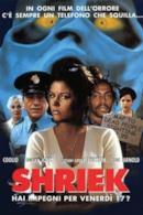 Poster Shriek - Hai impegni per venerdì 17?