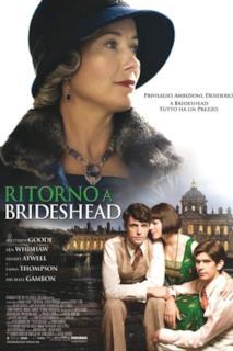 Poster Ritorno a Brideshead