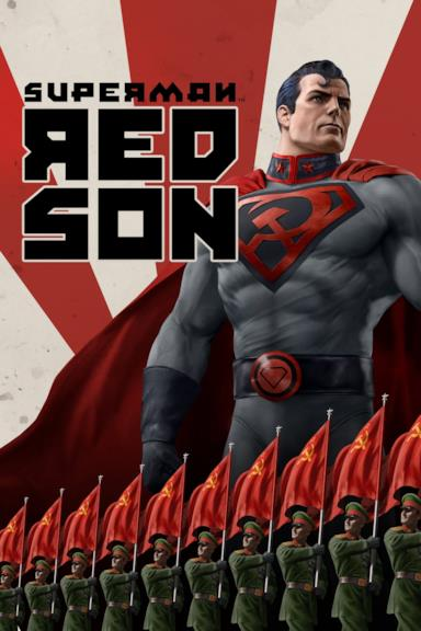 Poster Superman: Red Son