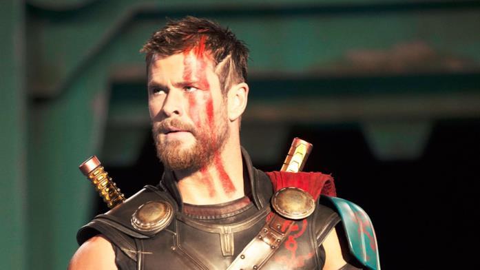 Thor guerriero in Ragnarok