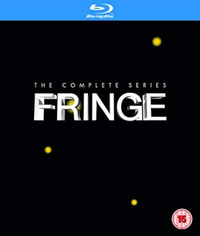 Cofanetto Blu-ray di Fringe - Seasons 1-5