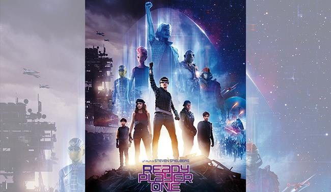 Poster di Ready Player One
