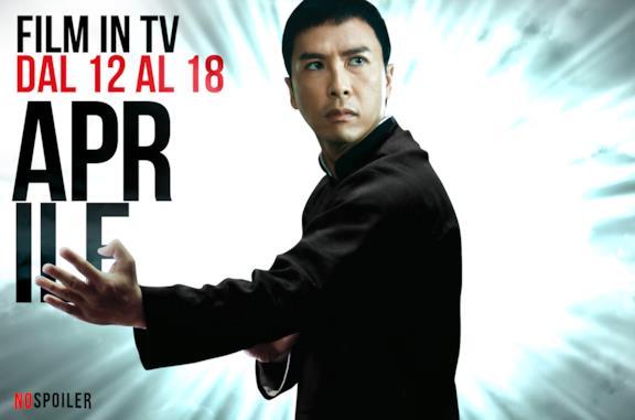 Film in TV dal 12 al 18 aprile