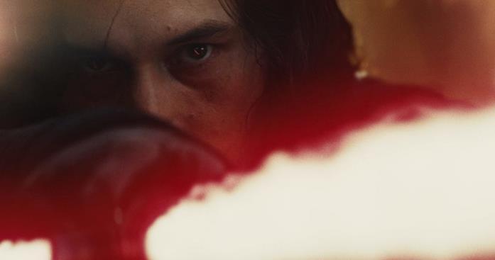 Kylo Ren in Star Wars 7