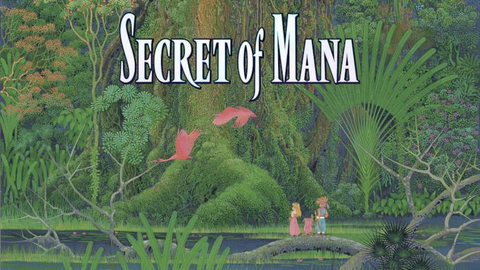 Secret of Mana Remake in uscita il 15 febbraio di quest'anno