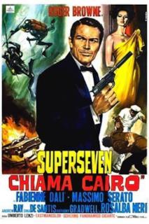Poster Superseven chiama Cairo