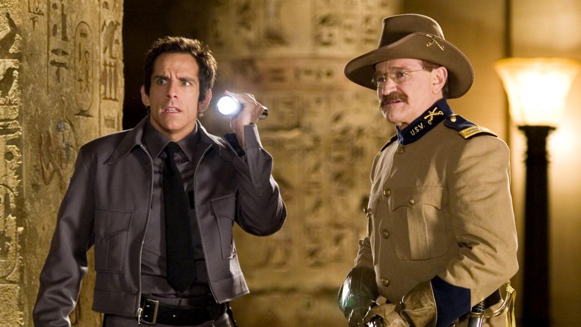 Tutti I Film Della Saga Di Una Notte Al Museo Con Ben Stiller