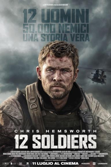 Poster 12 soldiers