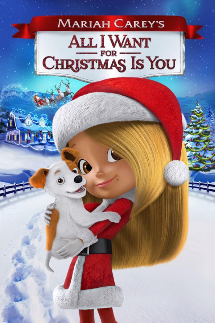 La locandina di Mariah Carey's All I Want For Christmas Is You