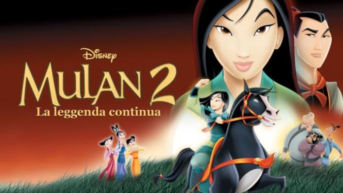 Mulan 2 - La leggenda continua