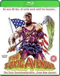 Cofanetto Blu-ray di The Toxic Avenger