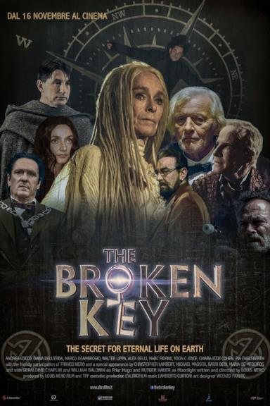 Poster The Broken Key