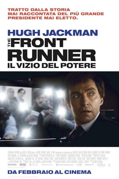 Poster The Front Runner - Il vizio del potere