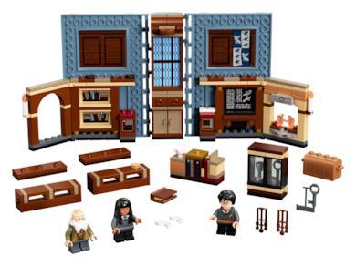 LEGO - Lezione di Incantesimi