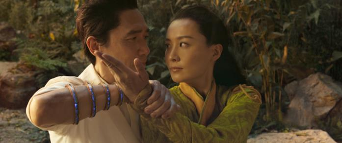 Il Mandarino e Jiang Li combattono