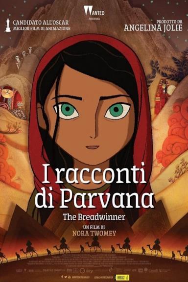 Poster I racconti di Parvana - The Breadwinner