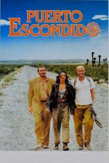 Poster Puerto Escondido
