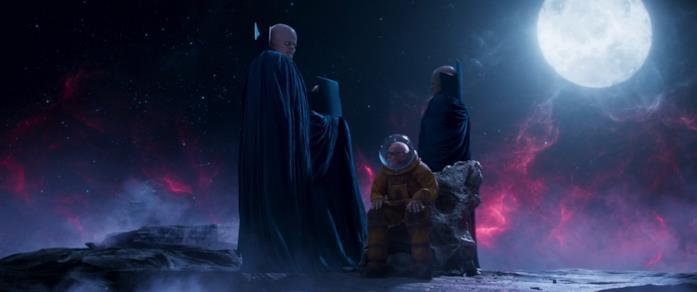 Cameo Stan Lee Guardiani della Galassia Vol. 2